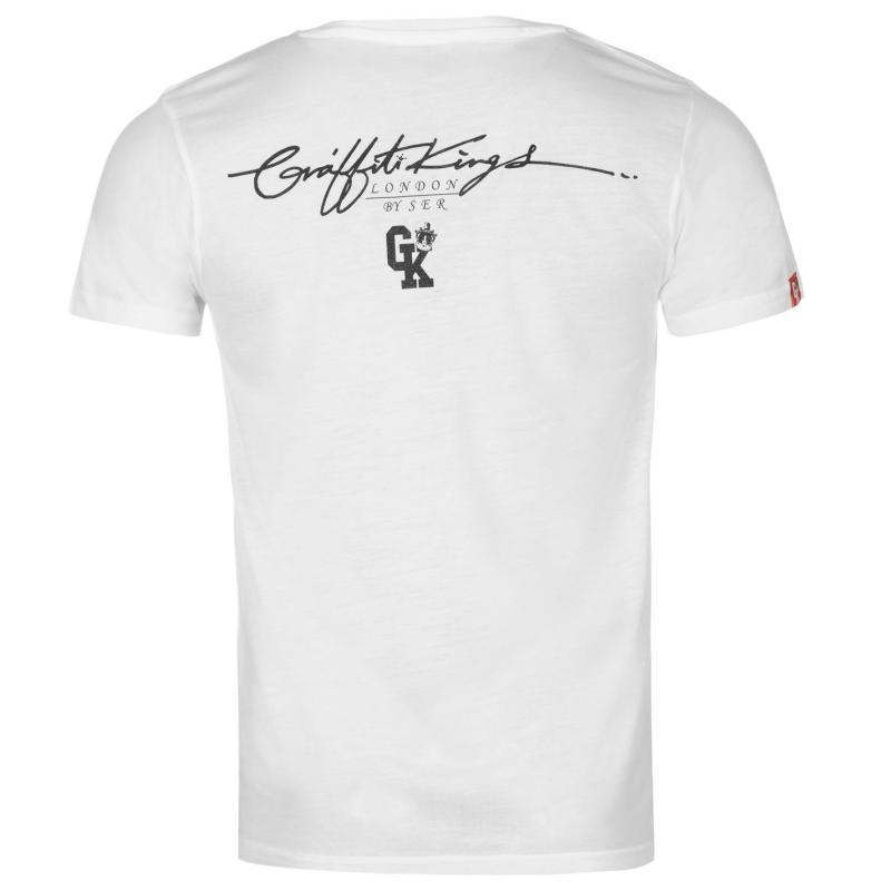 Tričko Graffiti Sub Tshirt Mens Toker