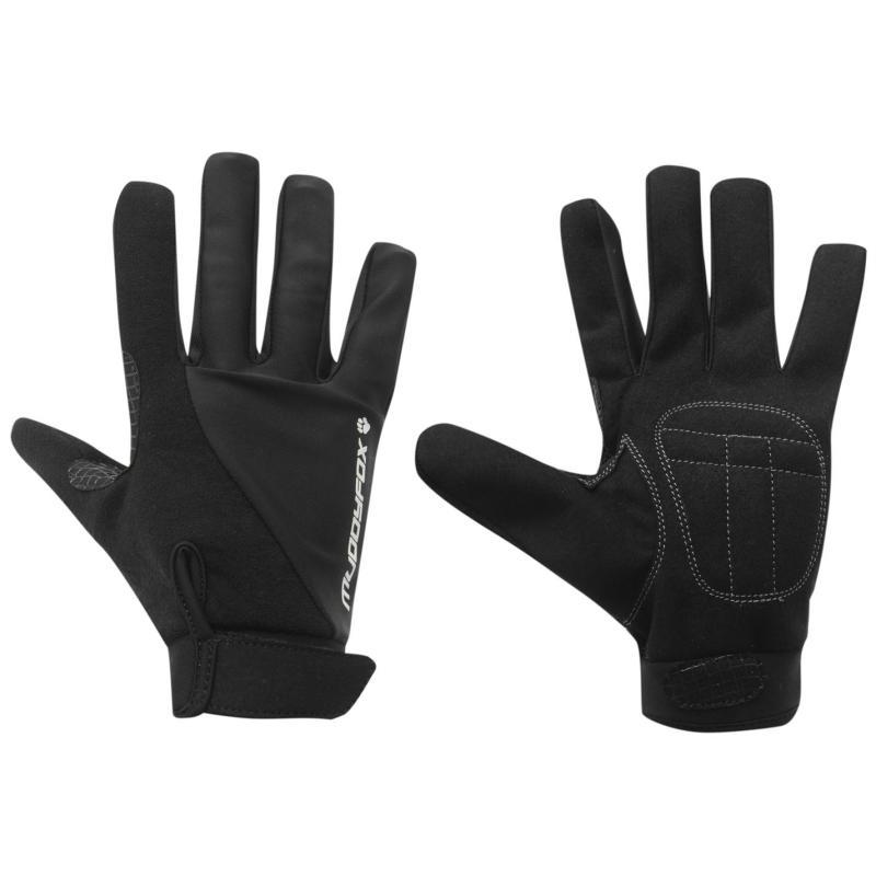 Muddyfox Bike Gloves Black