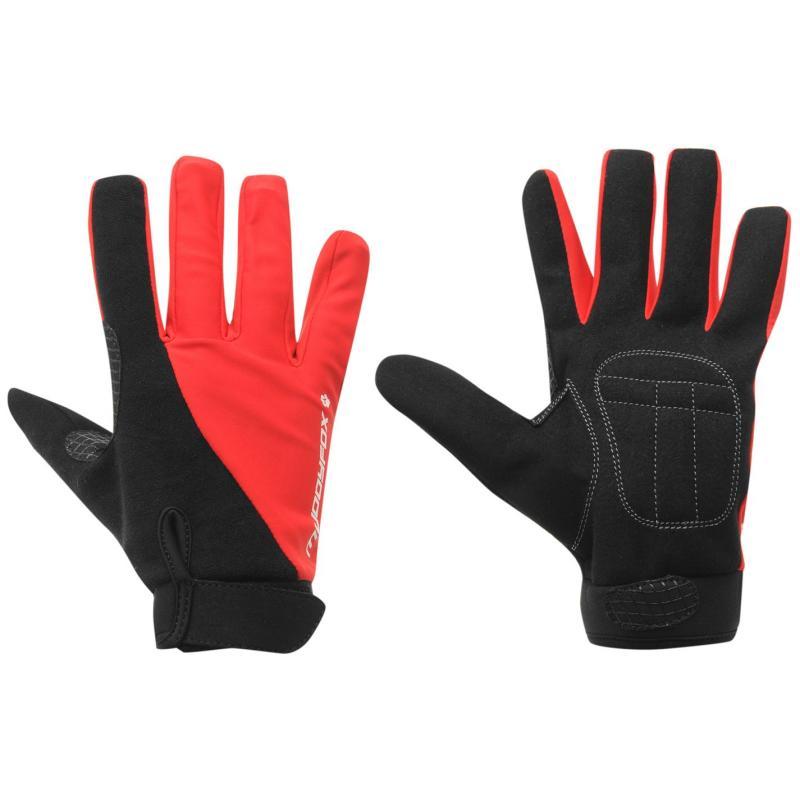 Muddyfox Bike Gloves Black/Red
