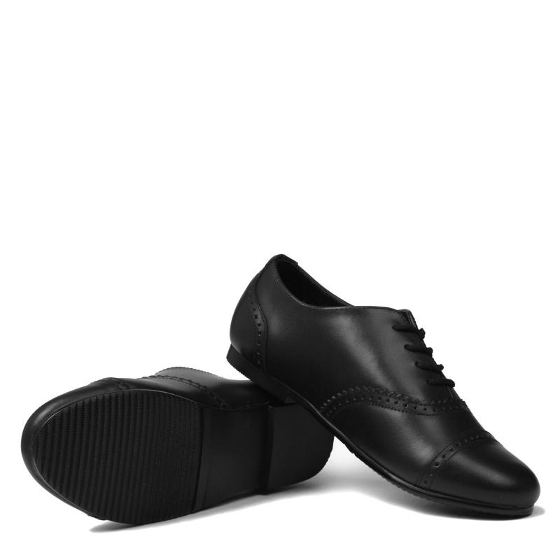 Kangol Skipton Girls Shoes Black