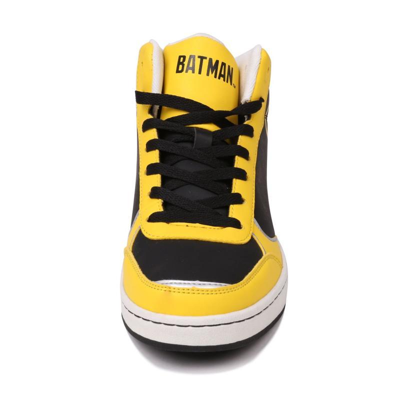 Boty DC Comics Comics Batman Hi Top Junior Black