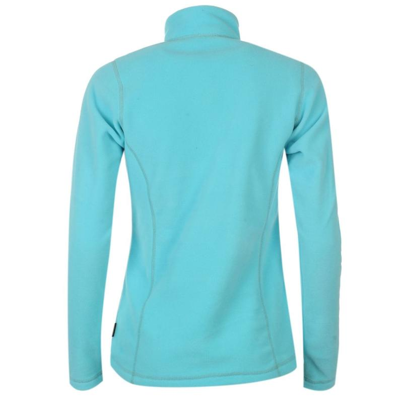 Mikina Helly Hansen Alderley Micro Fleece Ladies Aqua/High Sky