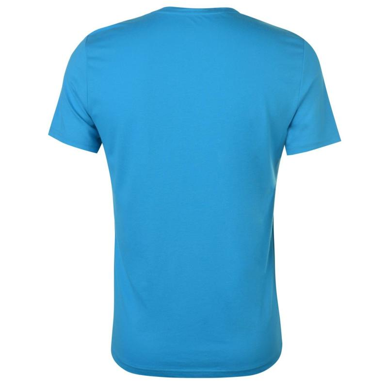 Tričko Odlo Logo T Shirt Mens Navy