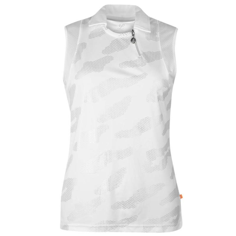 Polokošile Limited Sports Adara Tennis Polo Ladies Honeycomb