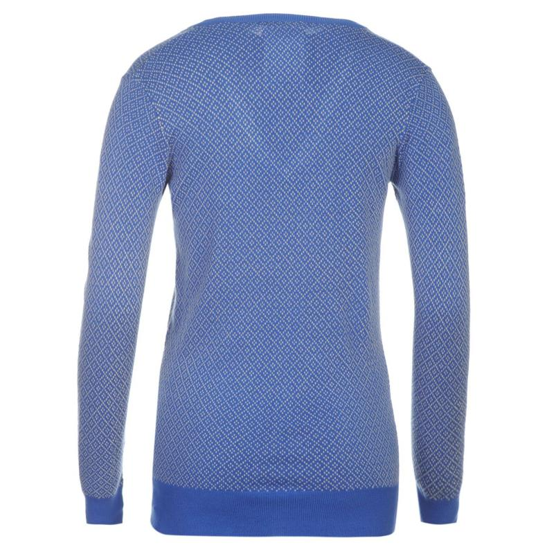 Colmar 97OX Golf Pullover Ladies Blue