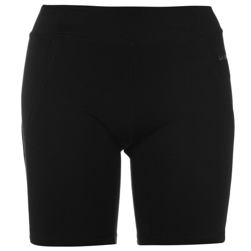 LA Gear Cycle Shorts Ladies Black