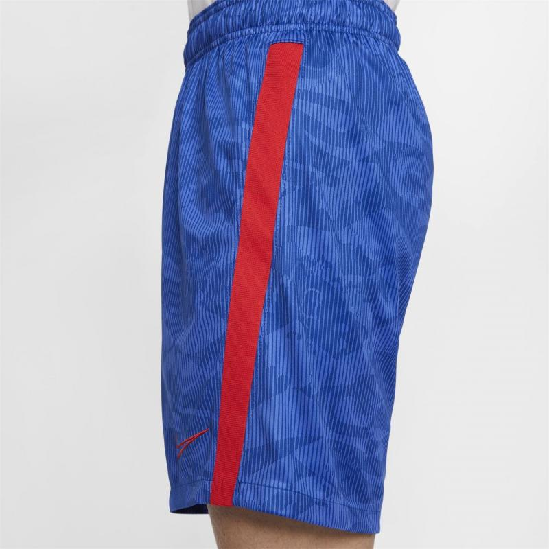 Nike England Away Shorts 2020 Blue