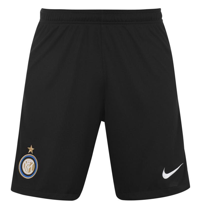 Nike Inter Milan Home Shorts 2020 2021 Black