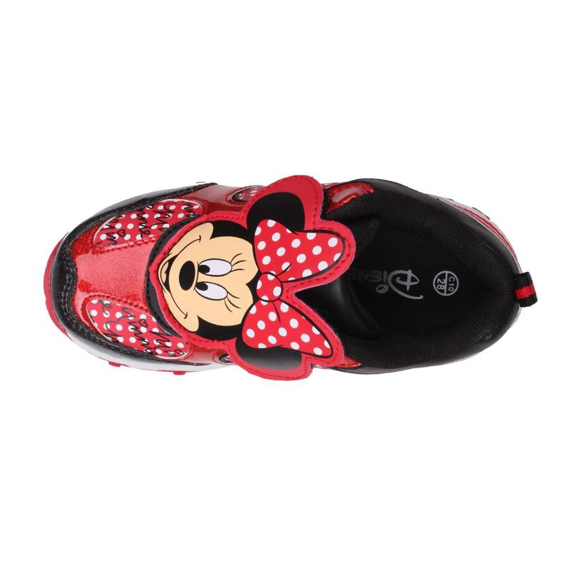 Character Light Up Infants Trainers Disney Minnie