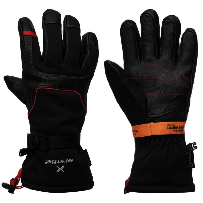 Extremities Cloud Peak Gore Tex Gloves Black