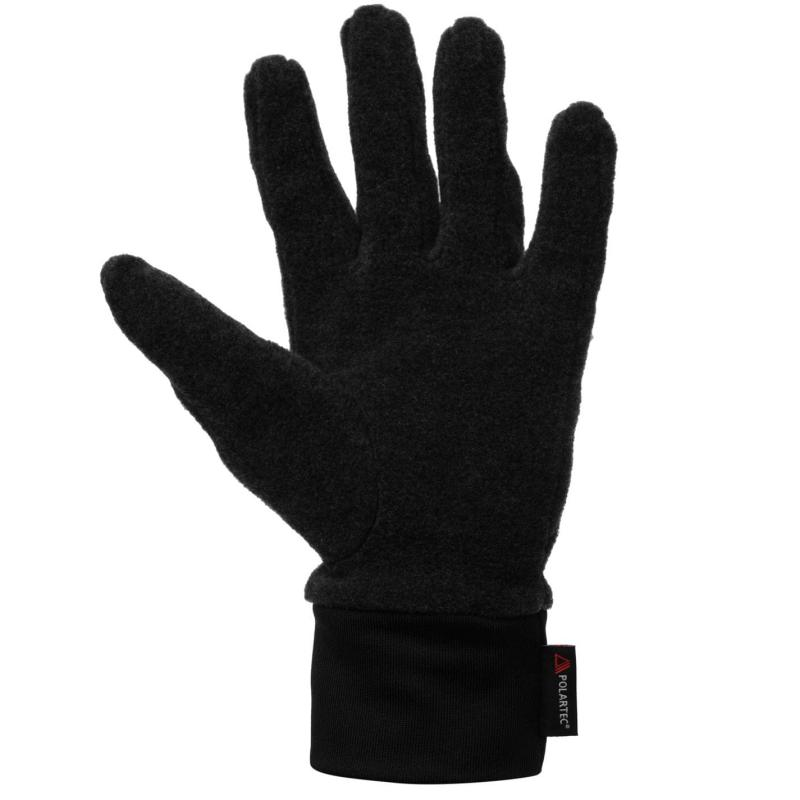 Extremities Power Fleece Glove Black