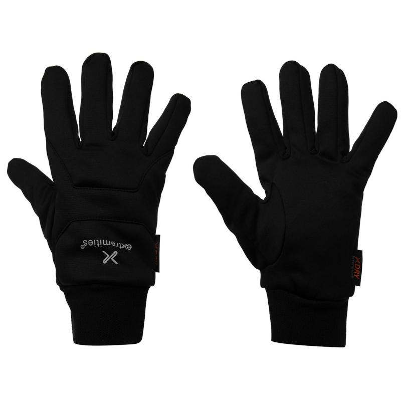 Extremities Waterproof Power Liner Glove Black