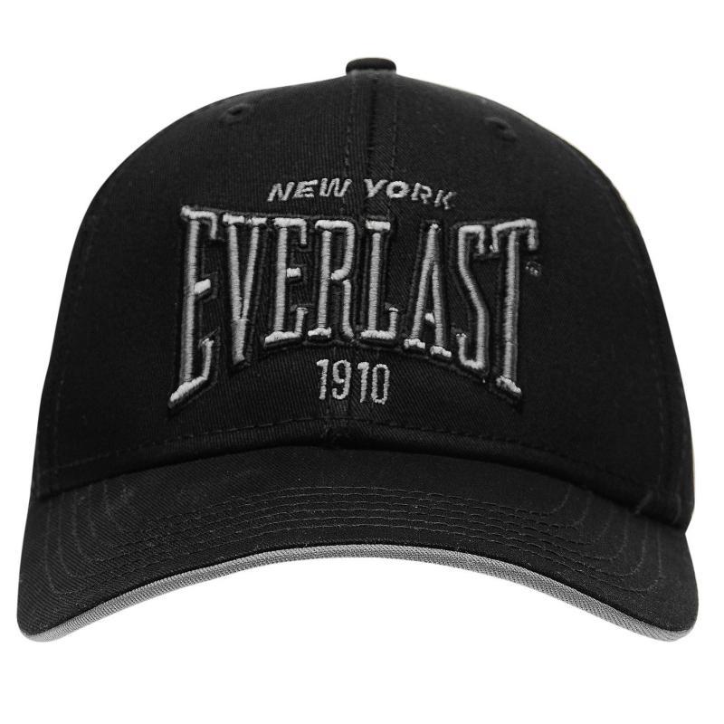 Everlast Classic Cap Black