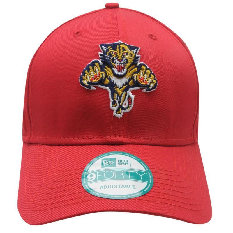 New Era Curved Baseball Cap Florida Panther
