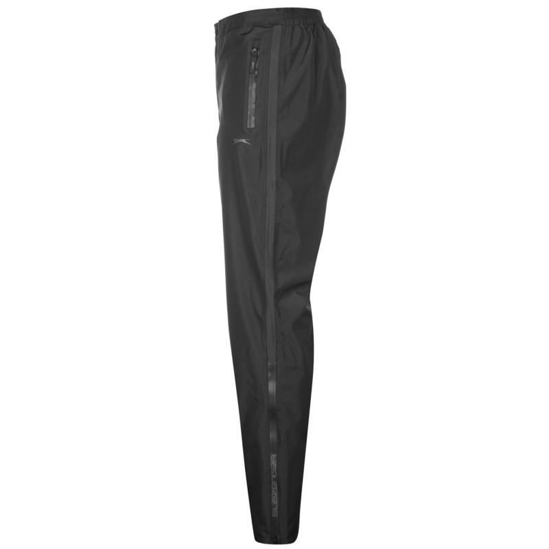Slazenger Waterproof Trouser Mens Charcoal