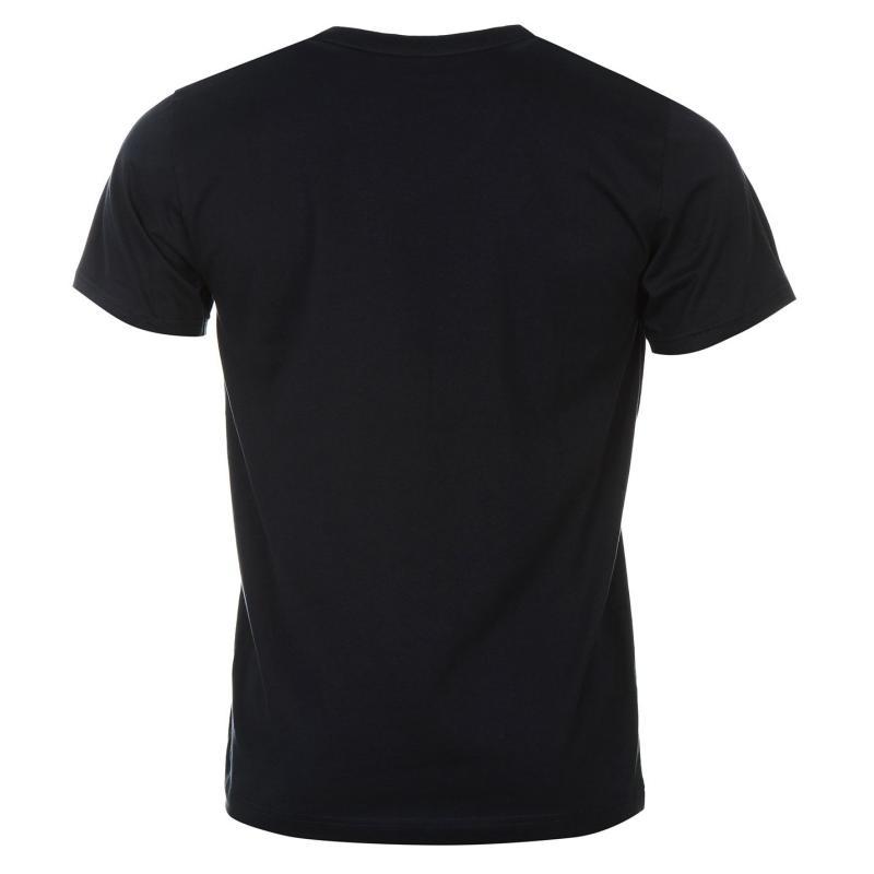 Tričko Pierre Cardin V Neck T Shirt Mens Navy