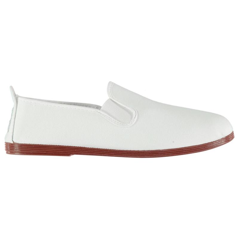 Flossy Arendo Slip On Shoes White