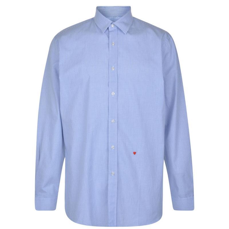 Moschino Sleeved Shirt 6 Dark Blue