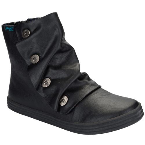 Blowfish Womens Rabbit Boots Black