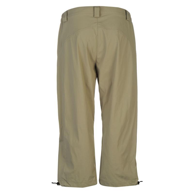 Löffler Three Quarter Outdoor Trousers Ladies Green