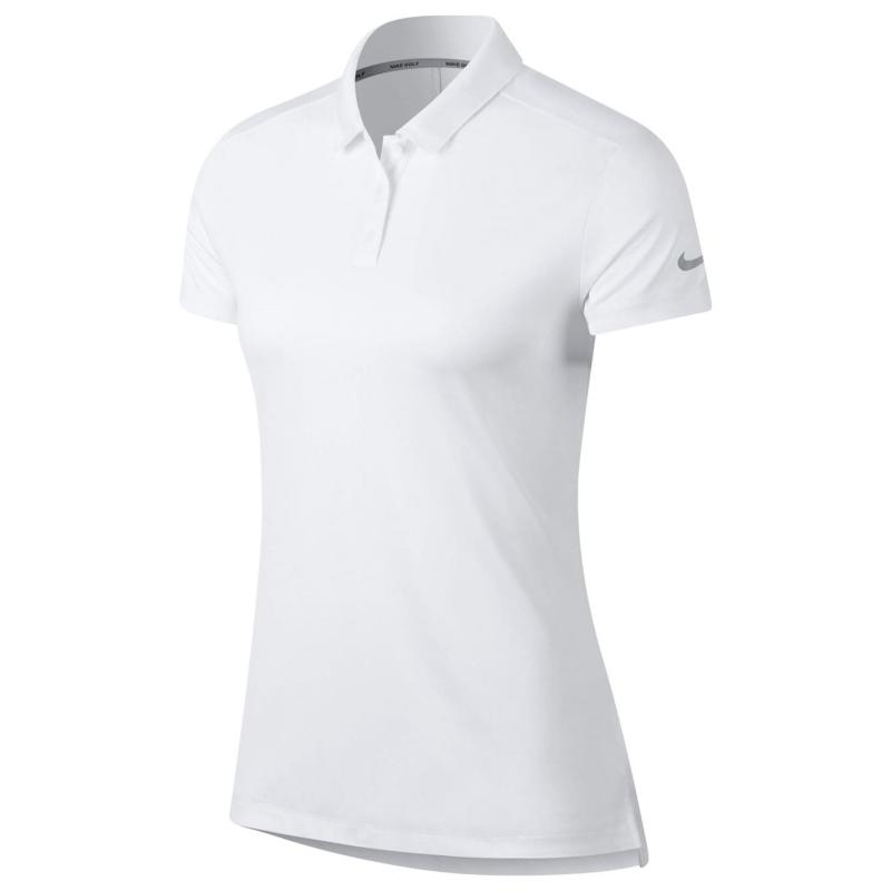 Polokošile Nike Dri-FIT Victory Women's Golf Polo White