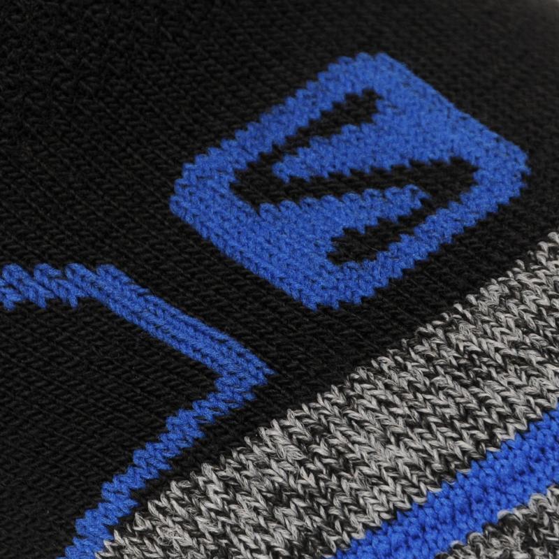 Salomon Merino Low 2 Pack Walking Socks Mens Black/Blue