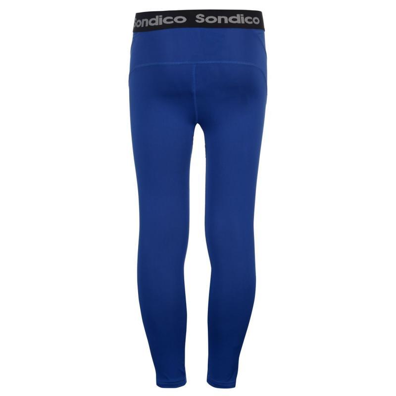 Sondico Core Baselayer Tights Junior Boys Royal
