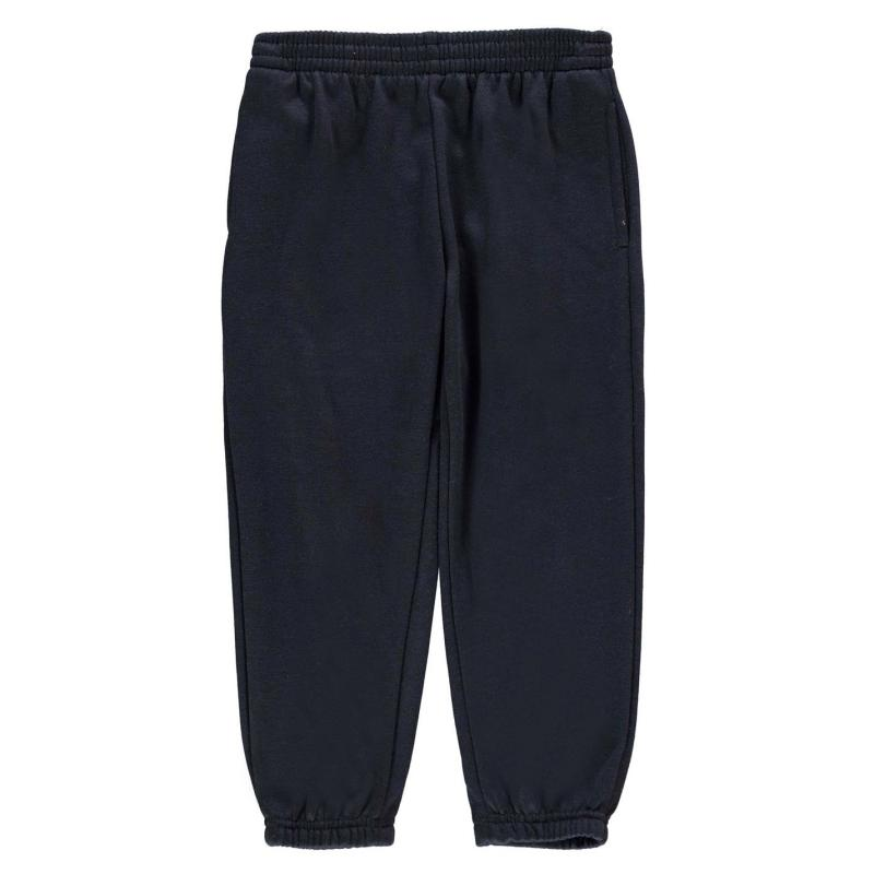 Tepláky Crafted Essentials Fleece Pants Unisex Childs Navy