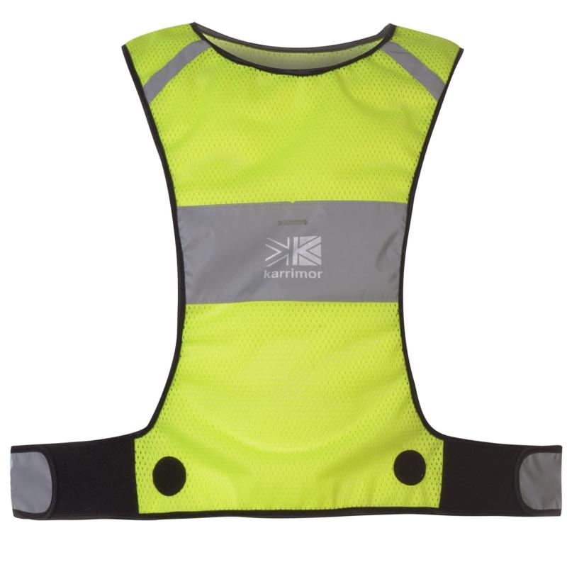 Karrimor Run Vest Yellow