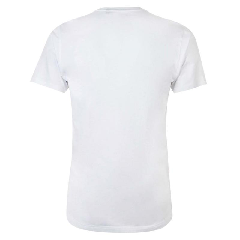 Tričko Luke Sport Yards Printed T Shirt White