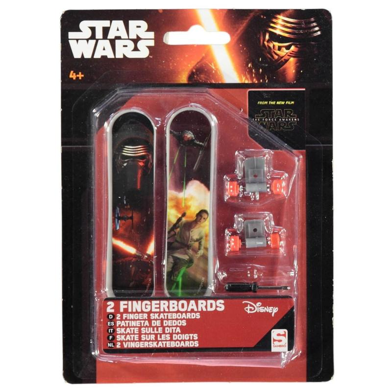 Character Play Set Fingerboards SW