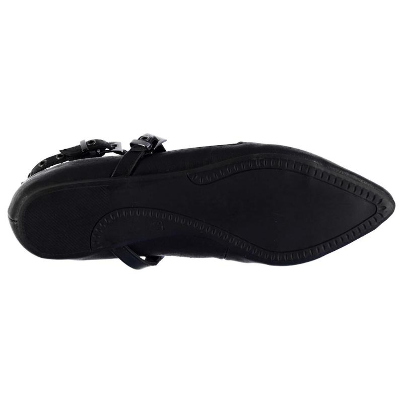 Miso Jazz Ballet Shoes Ladies Black
