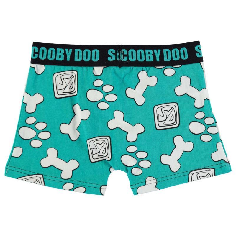 Spodní prádlo Character Single Boxer Infant Boys Scooby Doo