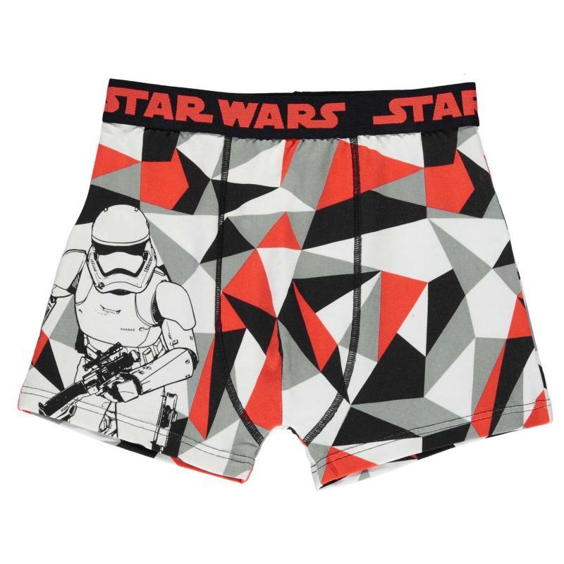Spodní prádlo Character Single Boxer Infant Boys Storm Trooper