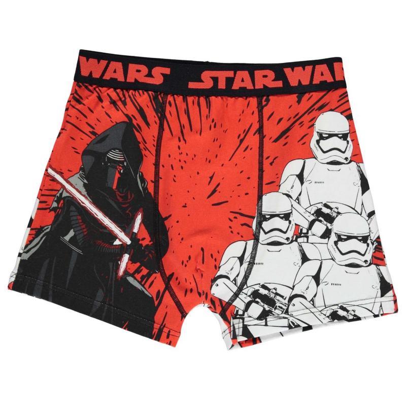Spodní prádlo Character Single Boxer Infant Boys Star Wars
