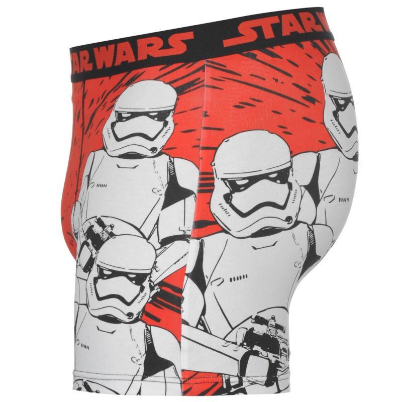 Spodní prádlo Character Single Boxer Mens Star Wars