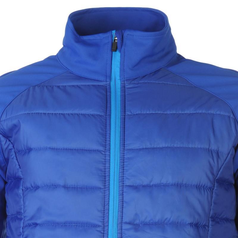Bunda Everlast Soft Shell Jacket Mens Blue