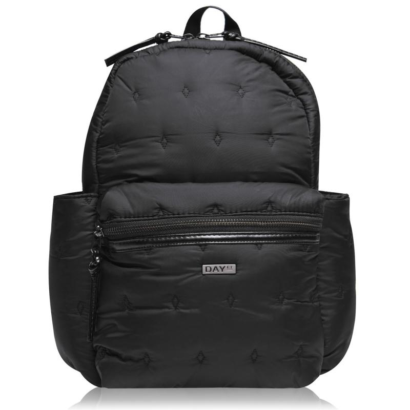 Day ET Diamond Stitched Backpack Black12000