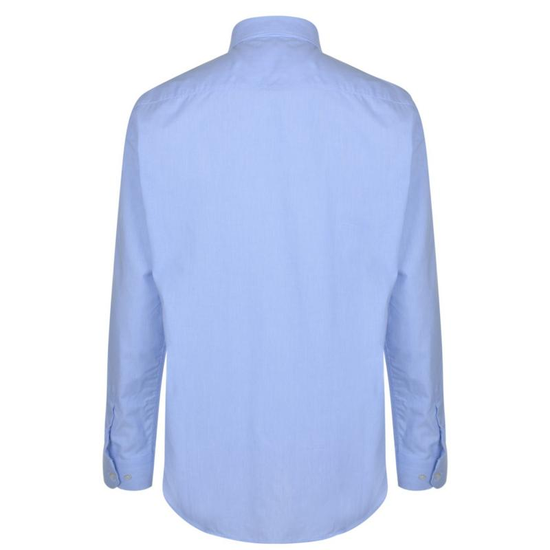Moschino Long Sleeved Shirt 12 Wht/Blu TStp