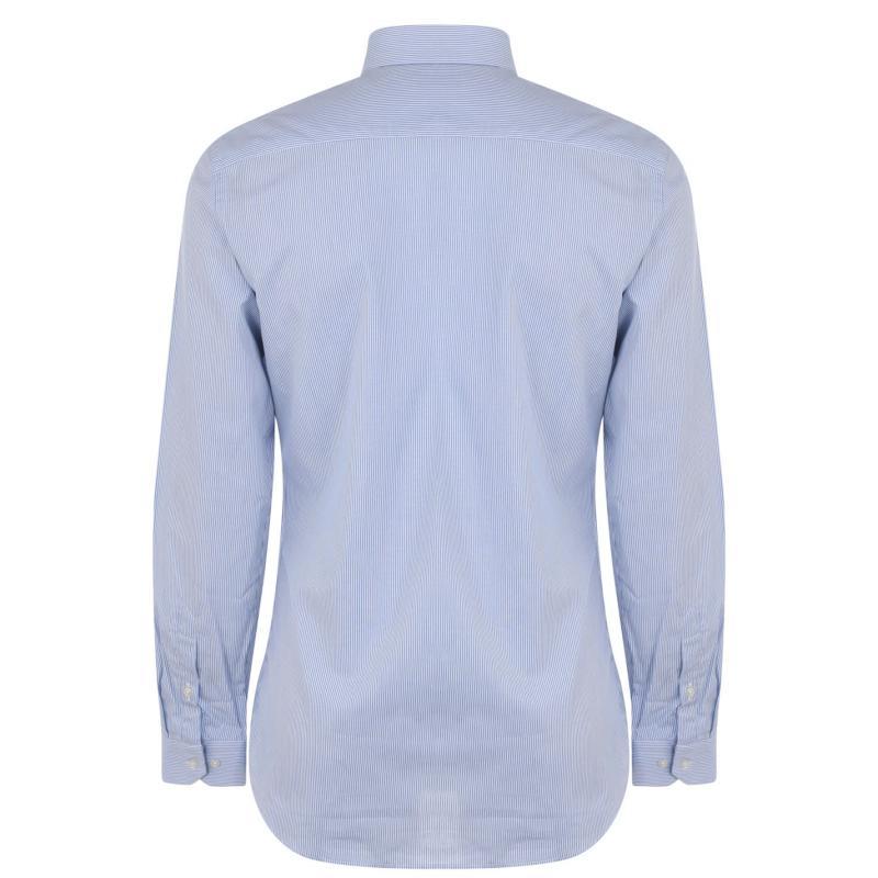 Moschino Long Sleeved Shirt 18 TBlu/LBlu/Wh