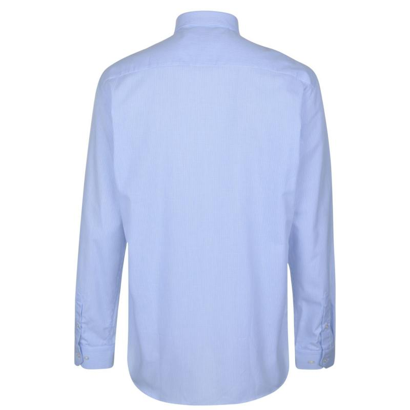 Moschino Long Sleeved Shirt 8 BLght Blu/Wht