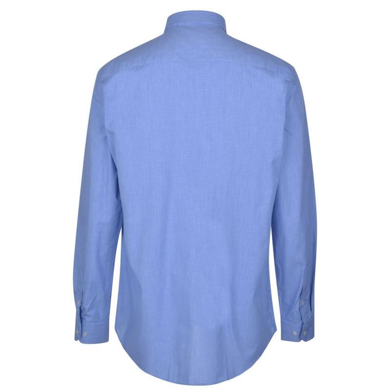Moschino Sleeved Shirt 7 TBlu/Wht Strp