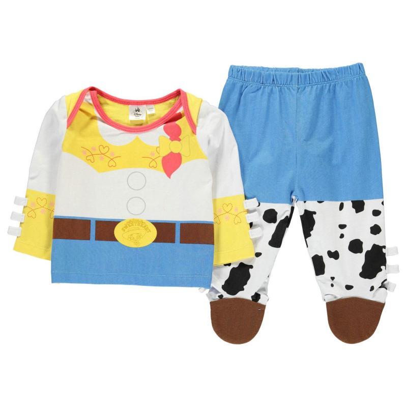 Pyžamo Character Pyjama Set Unisex Baby Jessie