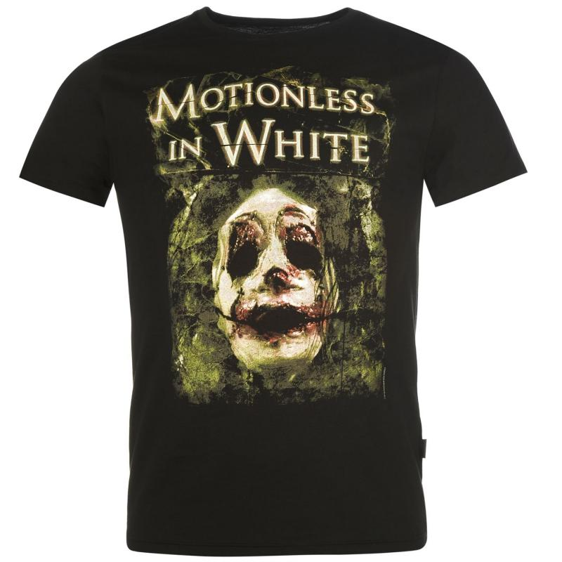 Tričko Official Motionless In White T Shirt Mens Unmerciful