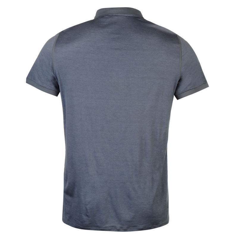 KJUS Cailivigny Polo Shirt Mens Grey