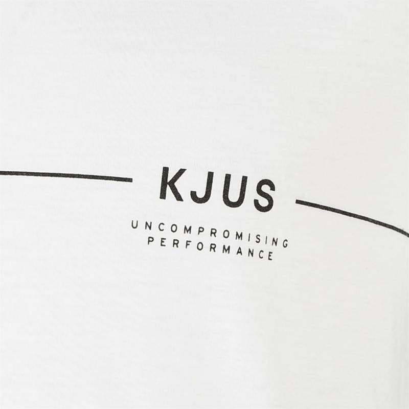 Tričko KJUS T Shirt Mens White