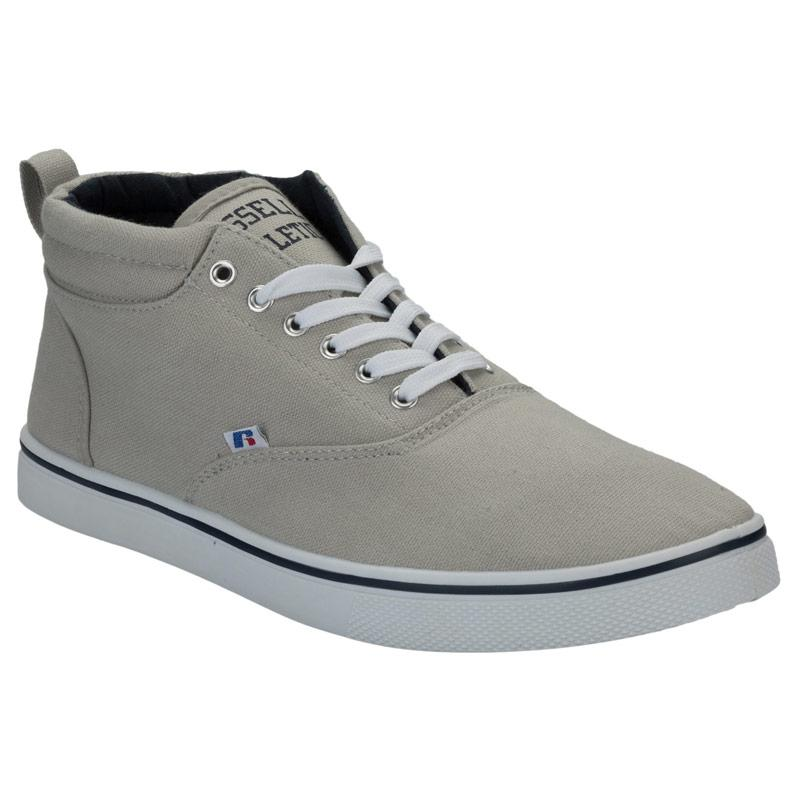 Boty Russell Athletic Mens Mid Cut Pumps Grey