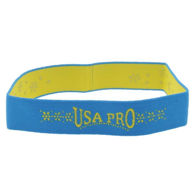 USA Pro Thick Headband Multi