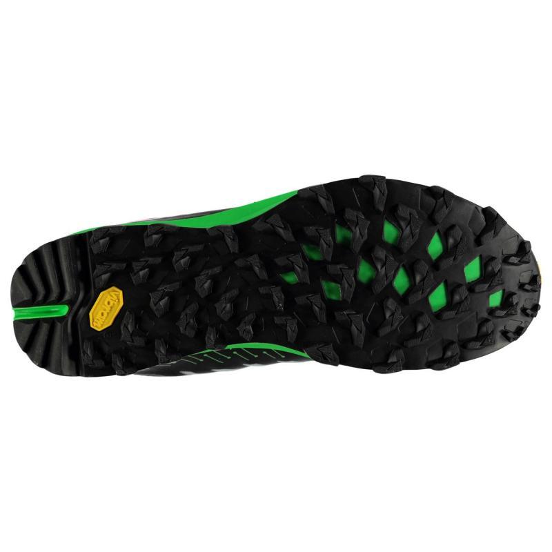 Dynafit Feline Vertical Pro Mens Trail Running Shoes Black/Green