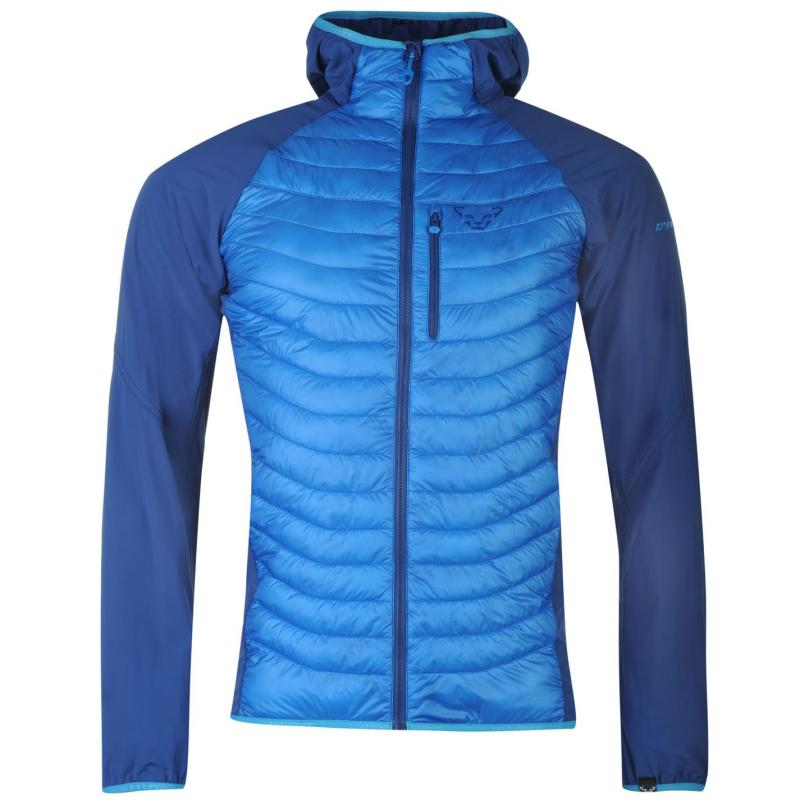 Dynafit Hybrid Mens Jacket Blue